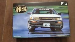 Продам сборную модельtoyota Corolla AE86 Levin