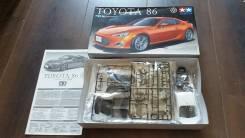 Сборная модель Toyota GT86