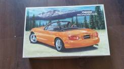 Сборная модель Mazda Roadster