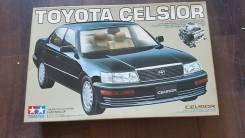 Сборная модель Toyota Celsior
