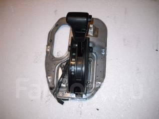 Ручка переключения автомата. Nissan Terrano Двигатель TD27