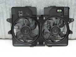 Вентилятор охлаждения радиатора. Ford Escape
