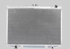 Радиатор охлаждения двигателя. Nissan Terrano, TR50, RR50, LR50, LUR50, LVR50, PR50 Двигатели: QD32ETI, TD27, QD32TI, TD27TI, TD27ETI