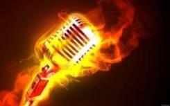 Студия звукозаписи. Хотите записать свою песню?