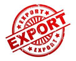 Таможенное оформление экспортных деклараций