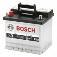 Bosch. 45 А.ч., левое крепление