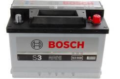 Bosch. 70 А.ч., правое крепление
