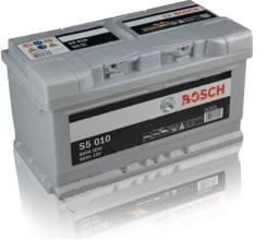 Bosch. 85 А.ч., Обратная (левое)