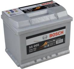 Bosch. 63 А.ч., Обратная (левое)