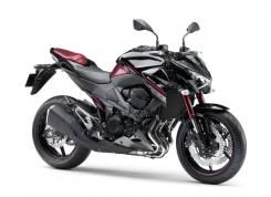 Мотоцикл Kawasaki Z800 Sugomi Edition красный,Оф.дилер Мото-тех, 2016. 806куб. см., исправен, птс, без пробега. Под заказ
