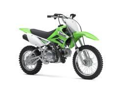Kawasaki KLX 110. 112 куб. см., исправен, птс, без пробега. Под заказ