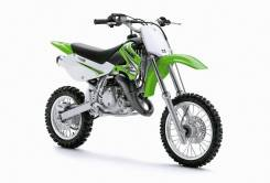 Kawasaki KX 65. 65 куб. см., исправен, птс, без пробега. Под заказ
