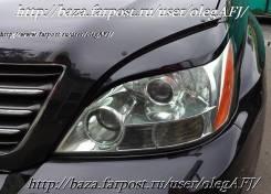 Накладка на фару. Lexus GX470, UZJ120 Двигатель 2UZFE