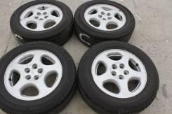 205/60 R 15 Bridgestone Potenza Glll литые диски 5х100 R15