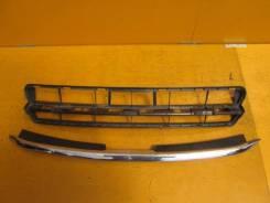 Накладка на решетку бампера. Toyota Wish, ZGE20G, ZGE21G, ZGE25, ZGE25W, ZGE20, ZGE21, ZGE22, ZGE20W, ZGE22W, ZGE25G Двигатели: 2ZRFAE, 3ZRFAE