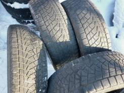 Bridgestone Blizzak DM-Z3. Всесезонные, износ: 70%, 4 шт
