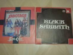 "Винил группы ""Black Sabbath"" : 2 пластинки одним лотом"