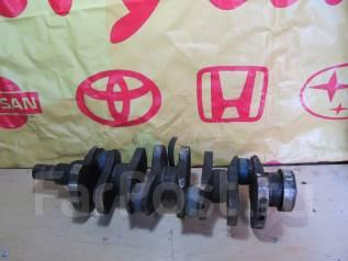 Коленвал. Nissan: Laurel, Vanette, Vanette Truck, Serena, Skyline, Bluebird Двигатель LD20