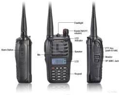 Baofeng UV-B6 Профессиональная Двухдиапазонная Радиостанция