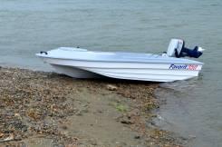 Пластиковая моторная лодка Favorit 350. Год: 2016 год, длина 3,50м., двигатель подвесной. Под заказ
