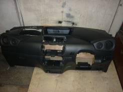 Консоль панели приборов. Toyota bB, QNC20 Двигатель K3VE