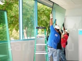 Ремонт пластиковых окон Гарантия Замена стекла Отливы