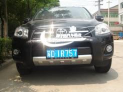 Защита бампера. Toyota RAV4. Под заказ из Артема