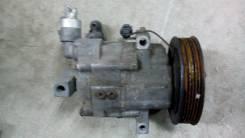 Крепление компрессора кондиционера. Nissan AD, VFY11 Двигатель QG15DE