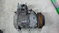 Компрессор кондиционера. Toyota Crown, GS151, GS151H Двигатель 1GFE