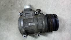 Компрессор кондиционера. Mitsubishi Chariot, N48W Двигатель 4D68