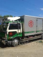 Фургоны 3-6 тонн