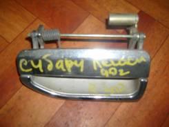 Ручка двери внешняя. Subaru Legacy, BC4 Двигатель EJ20