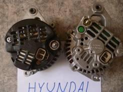 Генератор. Hyundai: Trajet, Santa Fe, ix35, Elantra, Tucson Двигатели: G4KE, D4HB