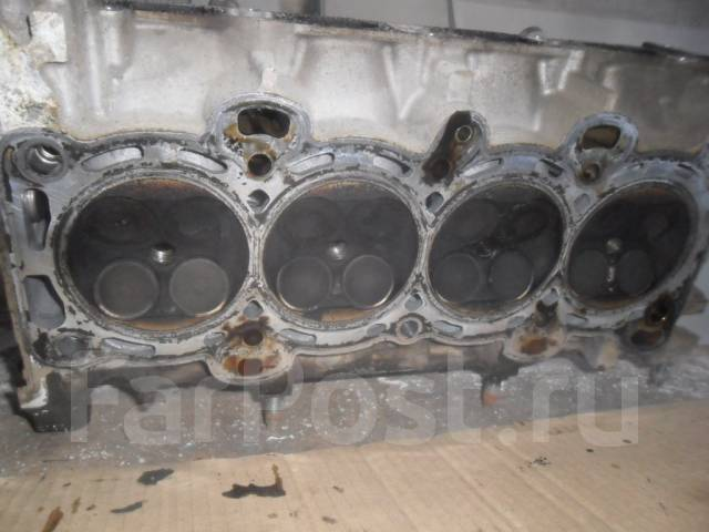 Головка блока цилиндров. Ford Focus, CB4, CB8 Mazda Mazda6, GJ, GY, GH, GG Двигатели: DURATEC, MZR, LF17, LF, 2, HE