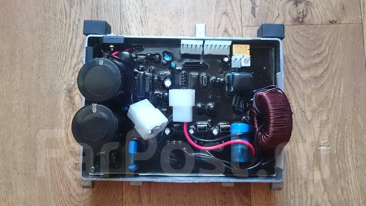 генератор бензиновый кратон gg-5.0 схема