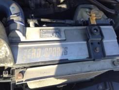 Радиатор охлаждения двигателя. Subaru Legacy, BE5