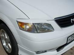 Накладка на фару. Mazda MPV
