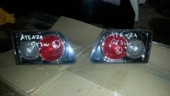 Обшивка двери багажника. Mazda Atenza, GY3W, GYEW Mazda Atenza Sport Wagon, GY3W, GYEW Двигатели: L3VE, LFDE, LFVE