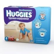Huggies. 9-14 кг 34 шт