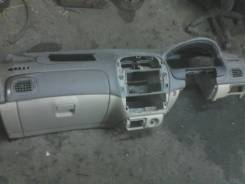 Панель приборов. Mazda Familia, BG5P Двигатель B5