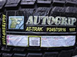 Autogrip AT-Trak. Грязь AT, 2015 год, без износа, 4 шт