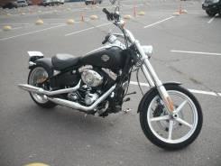 Harley-Davidson Softail. 1 600 куб. см., исправен, птс, с пробегом