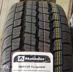 Matador MPS-125 Variant All Weather. Всесезонные, 2015 год, без износа, 1 шт