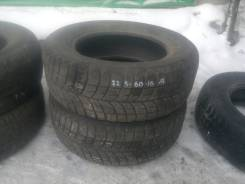 Bridgestone Blizzak WS-60. Зимние, без шипов, износ: 30%, 2 шт