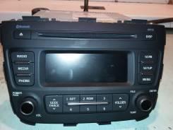 Аудио система Кия Соренто.