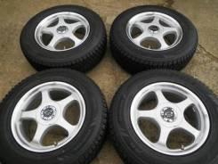 Продам комплект литья R16 возможна продажа с шинами 215/70R16