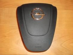 Подушка безопасности. Opel Meriva Opel Zafira, P12 Двигатели: A14NET, A16XHT, A18XEL, A18XER, A20DT, A20DTH, Y20DTJ, Z20DTJ, Z20LER