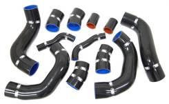 Патрубок интеркулера. Nissan GT-R, R35
