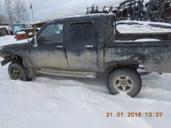 Toyota Hilux. Птс HiLUX LN65