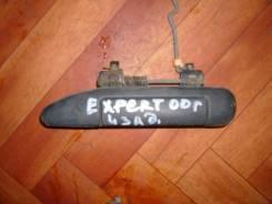 Ручка двери внешняя. Nissan Expert, VNW11 Двигатель QG18DE